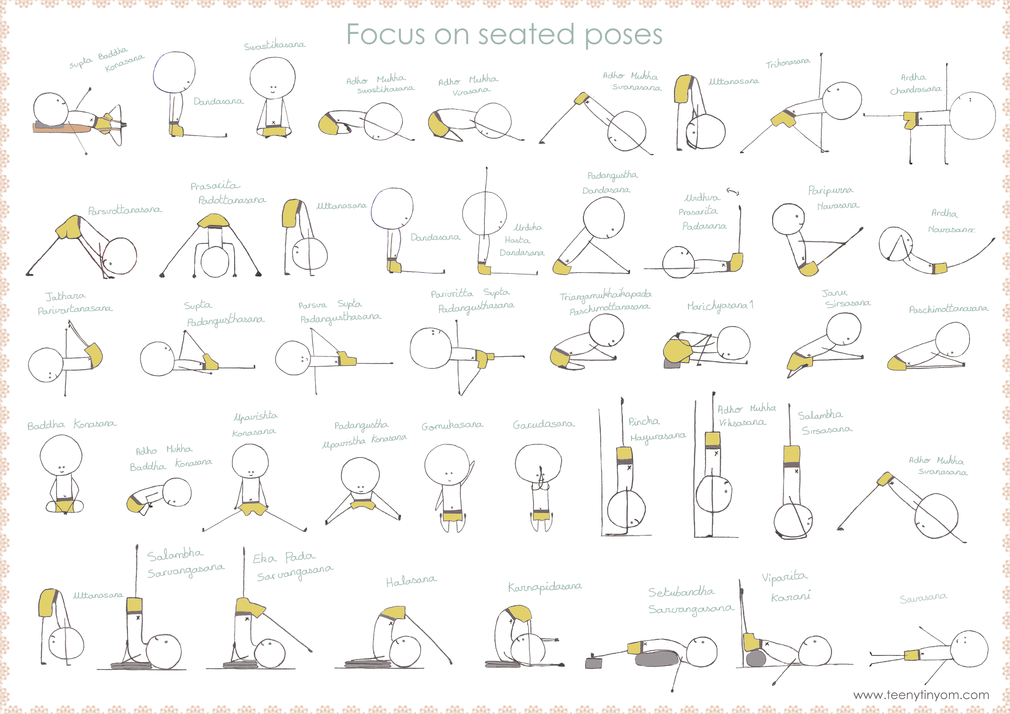 17 Best images about Yoga Makes Me Happy on Pinterest   Yoga poses ...