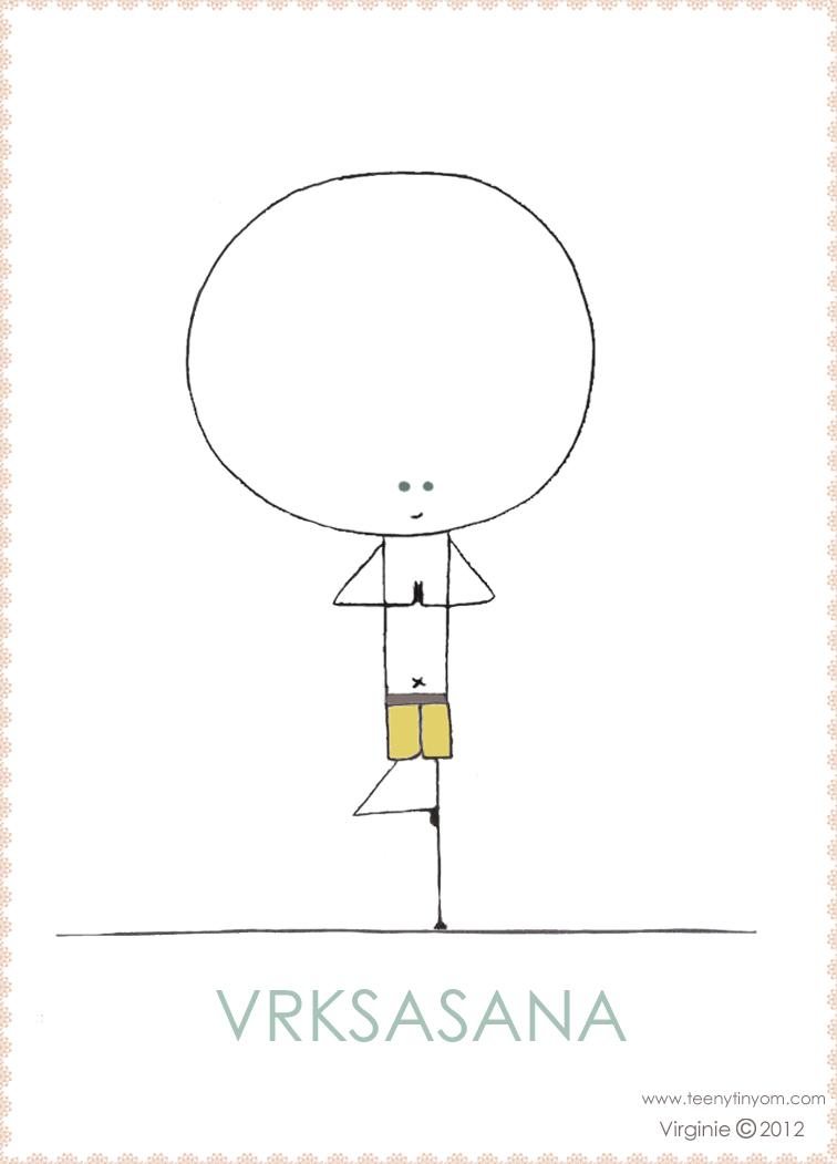 Yoga Pose Teenytinyom Page 9